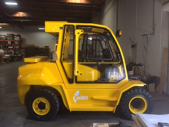 Industrial Forklifts