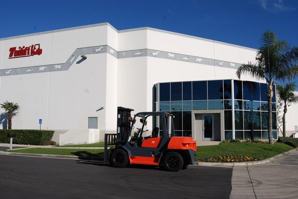 Taillift Forklifts