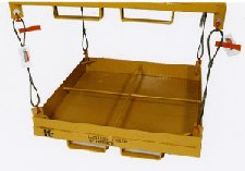 Forklifts & cranes baskets